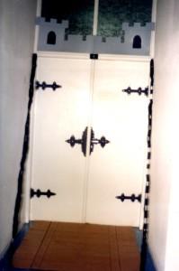 Porta do castelo 1