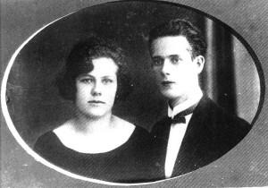 Erica Olsen e Esposo